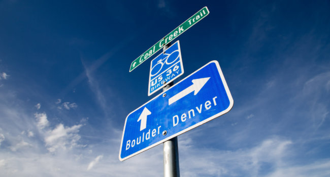 Ideally situated along US 36. Twenty minutes from Denver. Ten minutes from Boulder.